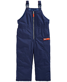 Carter's Toddler Boys Colorblocked Hooded Snowsuit