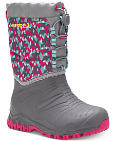 Merrell Big Girls Snow Quest Lite Boots