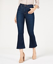 5ccb321537d Hudson Jeans Holly Cropped Flare-Leg Jeans