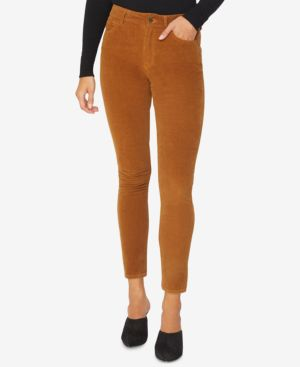 Social Standard Corduroy Skinny Jeans, Caramel