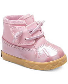 0f9cd86a83e Sperry Baby Girls Ice Storm Duck Boots