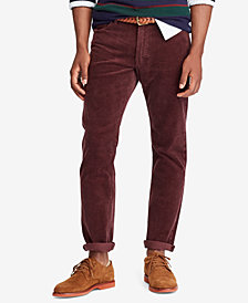 Polo Ralph Lauren Men's Prospect Straight Stretch Corduroy Pants