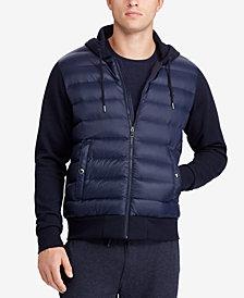 Polo Ralph Lauren Men's Paneled Down Jacket