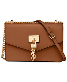 DKNY Elissa Chain Strap Shoulder Bag, Created for Macy's
