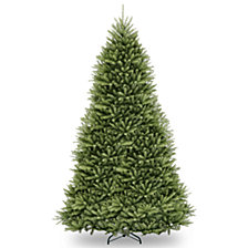 National Tree 12' Dunhill Fir Hinged Tree
