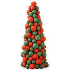 "National Tree 24"" Christmas Cone Tree"