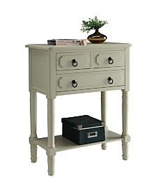 Simplicity 3 Drawer Chest