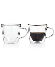 Hotel Collection Set of 2 Coffee Mugs, Created for Macy's