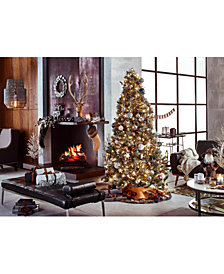 holiday lane snowy eve dcor collection created for macys