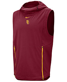 Nike Men's USC Trojans Fly Rush Vest