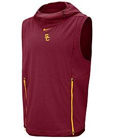 Nike Men's USC Trojans Fly Rush Vest