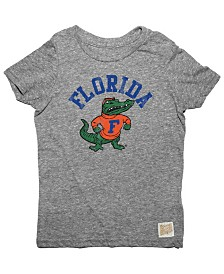 Retro Brand Florida Gators Tri-Blend T-Shirt, Toddler Boys (2T-4T)