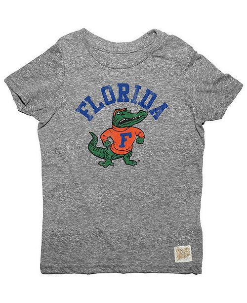 Retro Brand Florida Gators Tri-Blend T-Shirt, Toddler Boys (2T-4T)