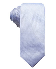 Ryan Seacrest Distinction™ Men's Taylor Degrade Panel Silk Tie, Created for Macy's