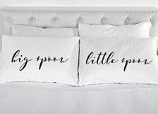 Pillow Case Sets Big Spoon Little Spoon