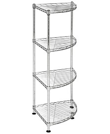Aleah Storage Rack, Quick Ship