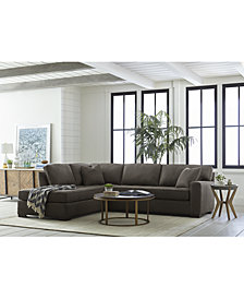 Dartford Fabric Sectional Collection