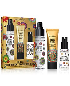 Smashbox 3-Pc. Holidaze Photo Finish Travel Primer Set, A $45 Value!