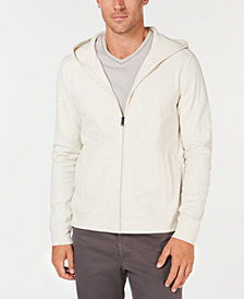 Tasso Elba Men's Zip-Front Hoodie, Created for Macy's