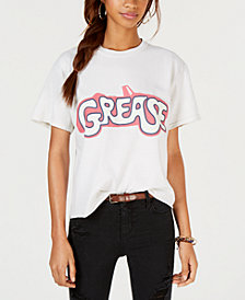 True Vintage Cotton Grease Logo T-Shirt