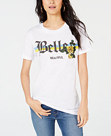 PROJECT 28 NYC Cotton Belle Graphic T-Shirt