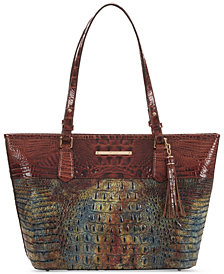 Brahmin Asher Livingston Tote