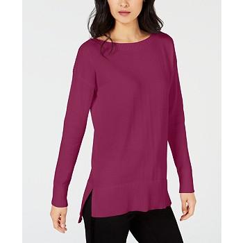 2-Pack Maison Jules High-Low Hem Sweater