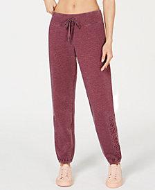 Calvin Klein Performance Skinny Fleece Sweatpants