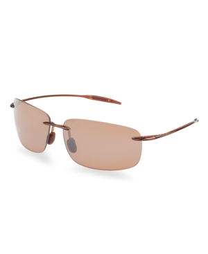 Maui Jim Polarized Breakwall Sunglasses, 422