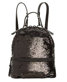 Steve Madden Tiara Sequins Backpack