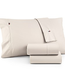 Tommy Hilfiger Solid Core Twin XL Sheet Set