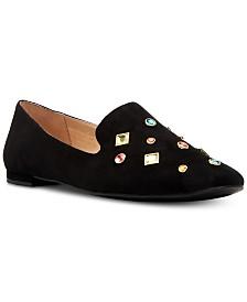 Katy Perry Turner Embellished Loafer Flats