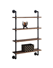 Anacortes 4 Shelf Piping