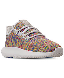 adidas Boys' Tubular Shadow Casual Sneakers from Finish Line