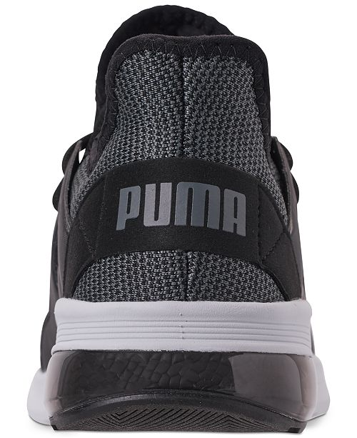 d137158dc4205b Puma Men s Electron Street Knit Casual Sneakers from Finish Line ...