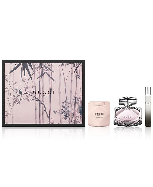 b2c264e8d Gucci 3-Pc. Bamboo Gift Set   Reviews - All Perfume - Beauty - Macy s