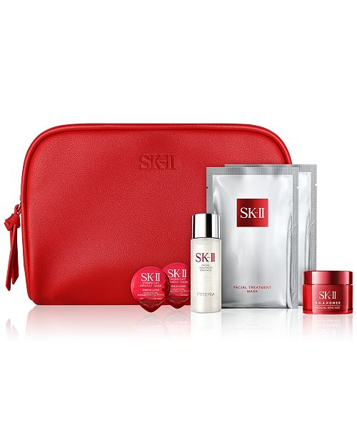 SK-II Receive a Complimentary 7-Pc. gift with any $750 SK-II purchase ($175 value)
