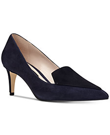 Nine West Sharpin Tailored Pumps