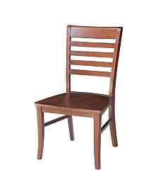 Cosmo Roma Chair, Set of 2