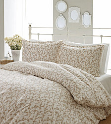 Laura Ashley Victoria Taupe Collection