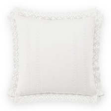 Laura Ashley Annabella White European Sham