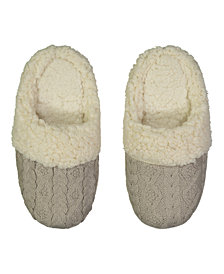 Lemon Cable Slide Slipper