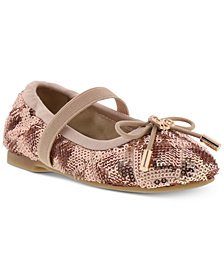 Sam Edelman Toddler Girls Felicia Sequin Flats