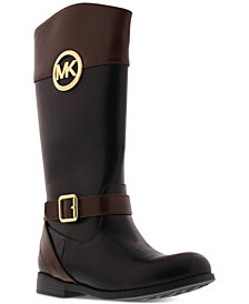 Michael Kors Little and Big Girls Emma Tansy Boots