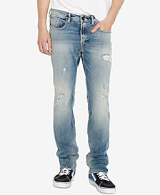 Buffalo David Bitton Men's Straight Fit Jeans