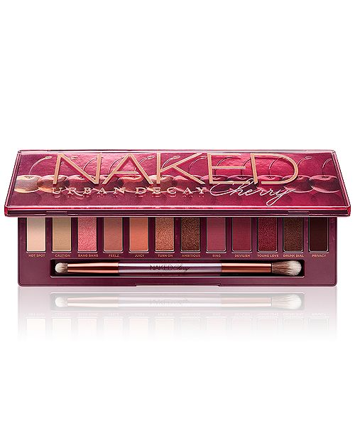 Urban Decay Naked Cherry Eyeshadow Palette  Reviews - Makeup - Beauty - Macys-9803