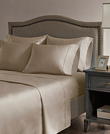 Madison Park 800 Thread Count 6-PC California King Cotton Blend Sheet Set