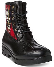 Polo Ralph Lauren Men's Udel Sherling Boots