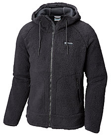 Columbia Men's Classic Fit Fleece Sherpa Jacket