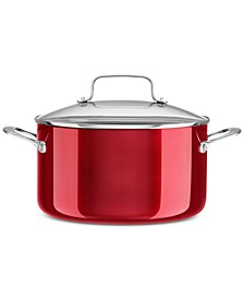 Architect® Non-Stick 8-Qt. Stockpot & Lid, Created for Macy's